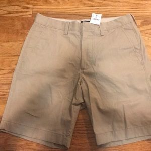 JCrew Men's Khaki Shorts